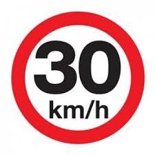 Limitation de la vitesse à 30Km/h à Mens