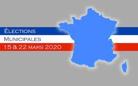 Élections municipales les 15 et 22 mars 2020 :