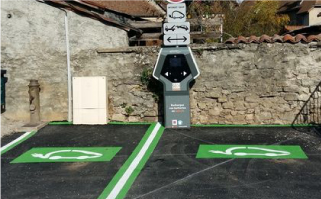 Recharge voitures électriques
